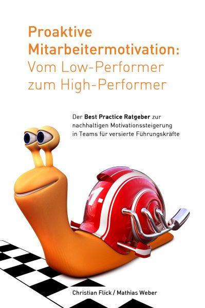 Proaktive Mitarbeitermotivation: Vom Low-Performer zum High-Performer