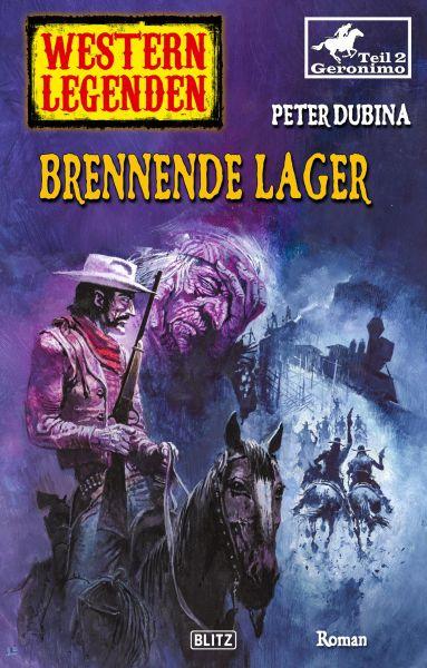 Western Legenden 40: Brennende Lager
