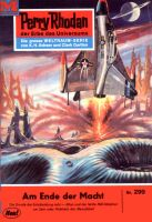 Perry Rhodan 299: Am Ende der Macht (Heftroman)