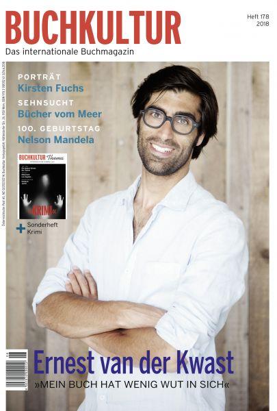 Magazin Buchkultur 178