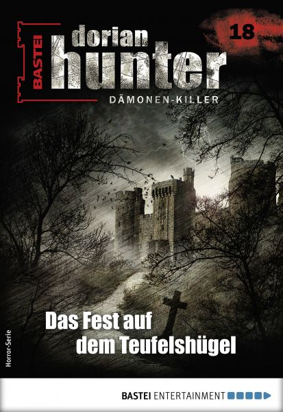 Dorian Hunter 18 - Horror-Serie