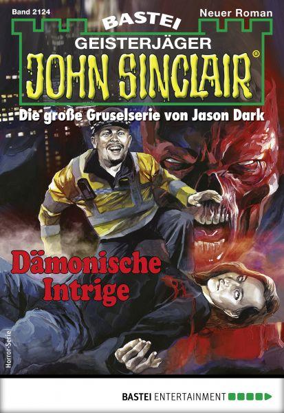 John Sinclair 2124 - Horror-Serie