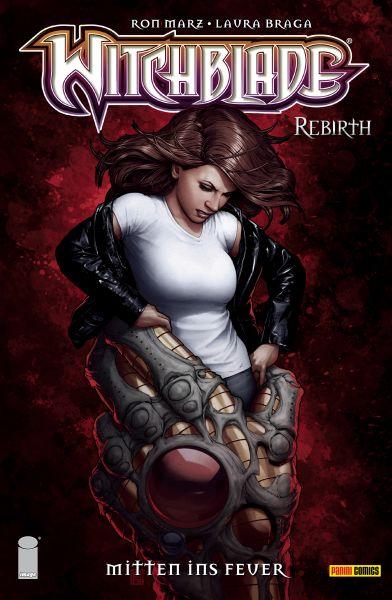 Witchblade - Rebirth, Band 5 - Mitten ins Feuer