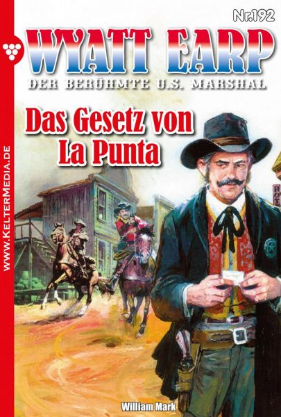Wyatt Earp 192 – Western