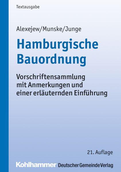 Hamburgische Bauordnung
