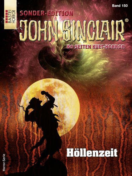 John Sinclair Sonder-Edition 150 - Horror-Serie