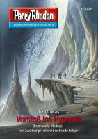 Perry Rhodan 2839: Vorstoß ins Hypereis (Heftroman)