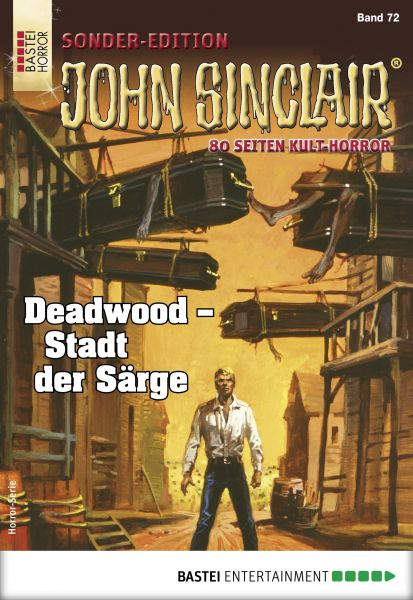 John Sinclair Sonder-Edition 72 - Horror-Serie