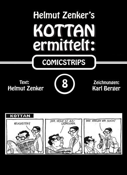 Kottan ermittelt: Comicstrips 8