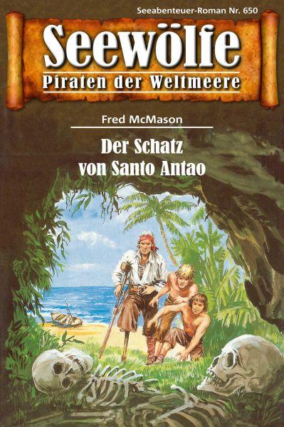 Seewölfe - Piraten der Weltmeere 650