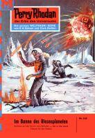Perry Rhodan 164: Im Bann des Riesenplaneten (Heftroman)