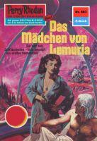 Perry Rhodan 683: Das Mädchen von Lemuria (Heftroman)