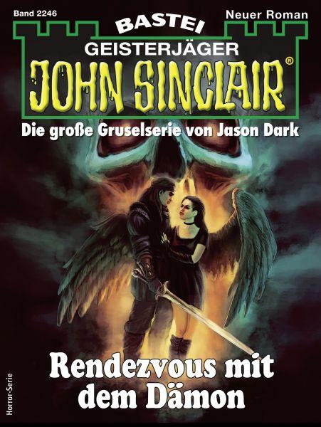 John Sinclair 2246