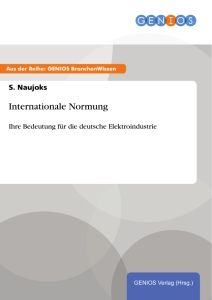 Internationale Normung