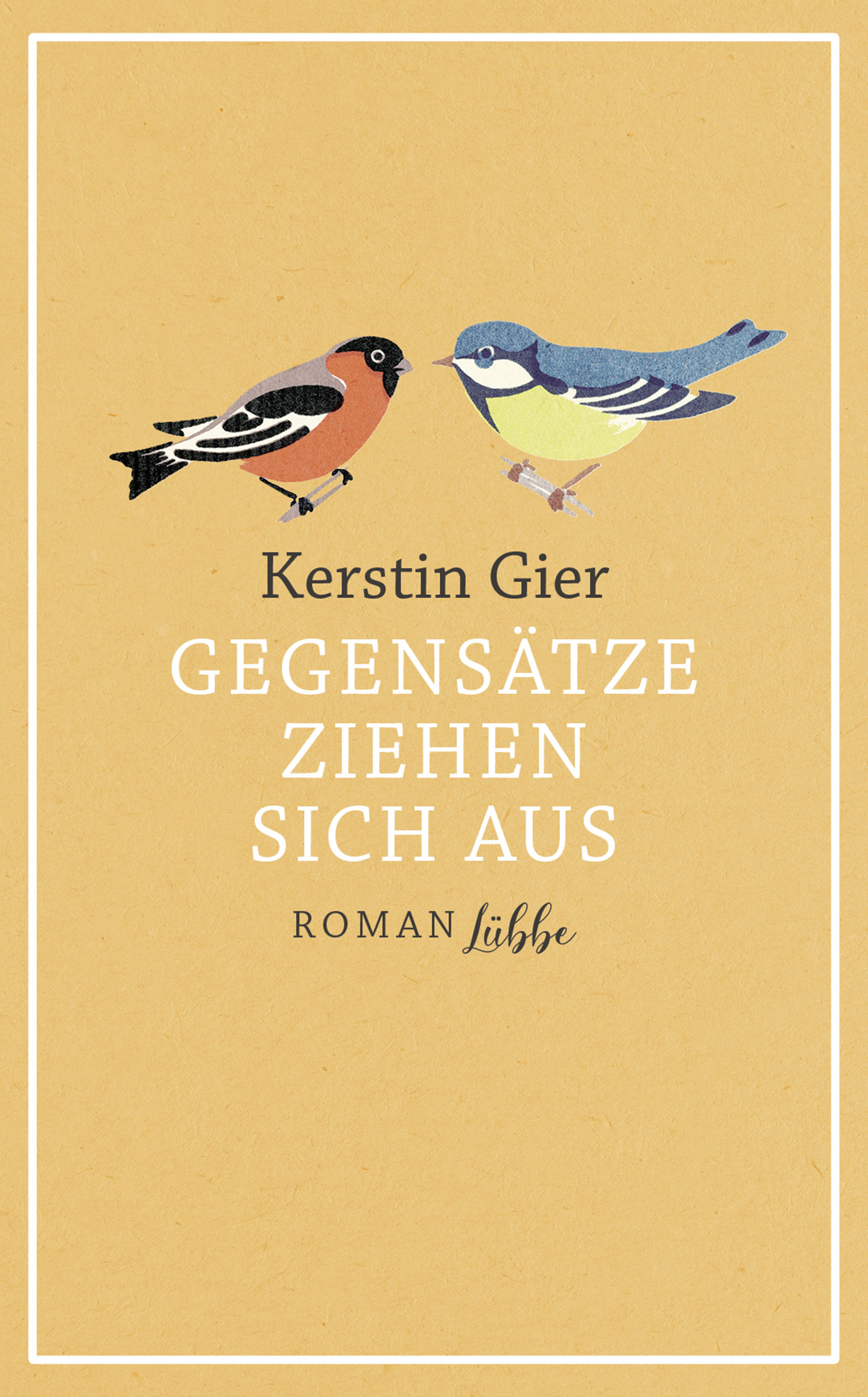Gegensätze ziehen sich aus (Kerstin Gier, Frauke Ditting