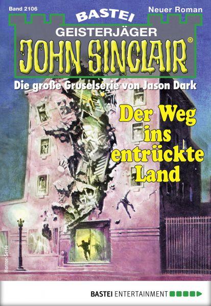 John Sinclair 2106 - Horror-Serie