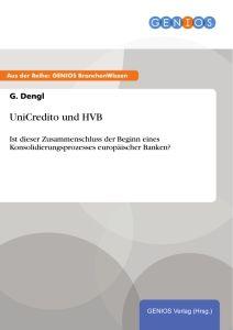 UniCredito und HVB