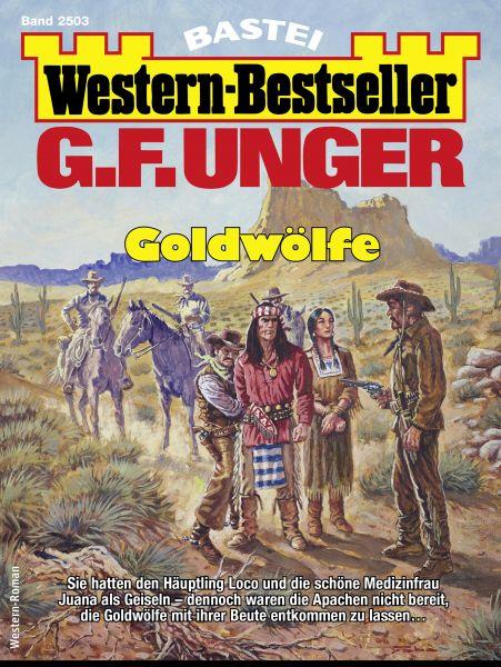 G. F. Unger Western-Bestseller 2503 - Western