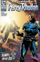 Perry Rhodan Comic 4: Kampf um die SOL
