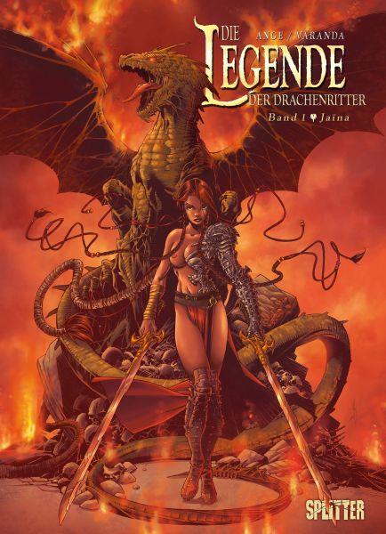Die Legende der Drachenritter. Band 1