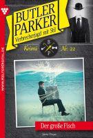 Butler Parker 22 - Kriminalroman