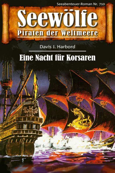 Seewölfe - Piraten der Weltmeere 710