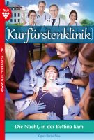 Kurfürstenklinik 8 - Arztroman