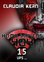 Homo Sapiens 404 Band 15: Ups ...