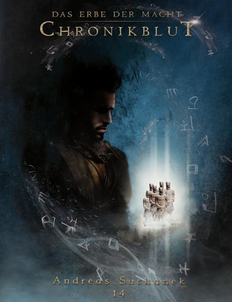 Das Erbe der Macht - Band 14: Chronikblut