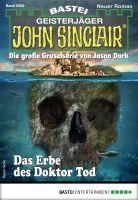 John Sinclair 2089 - Horror-Serie
