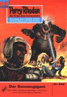 Perry Rhodan 556: Der Sonnengigant (Heftroman)