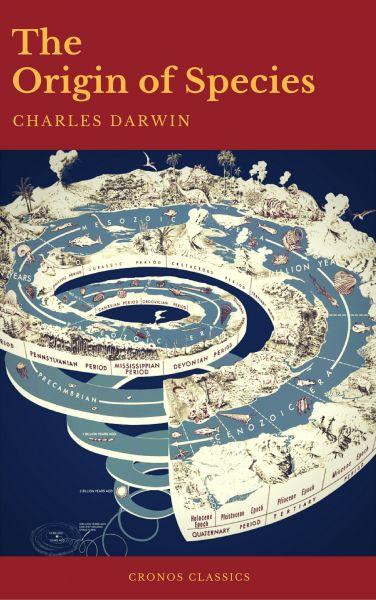 Charles Darwin: The Origin of Species (ActiveTOC) (Cronos Classics)