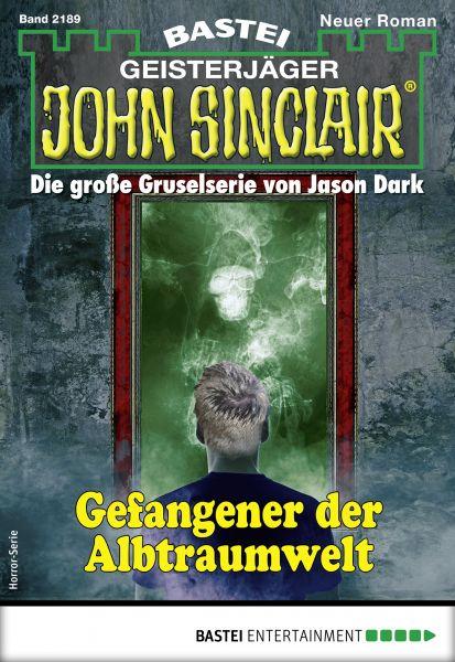John Sinclair 2189 - Horror-Serie