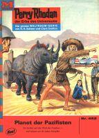 Perry Rhodan 452: Planet der Pazifisten (Heftroman)