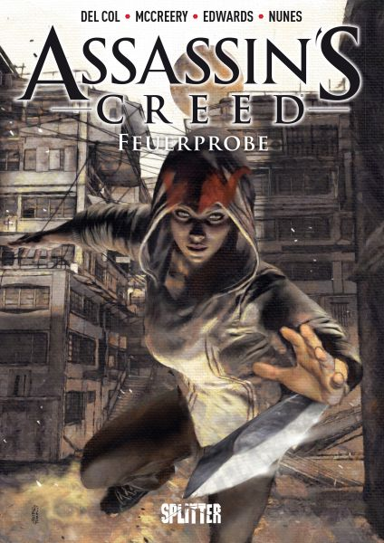 Assassins's Creed Bd. 1: Feuerprobe