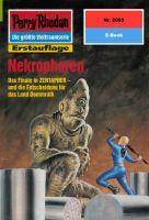 Perry Rhodan 2095: Nekrophoren (Heftroman)