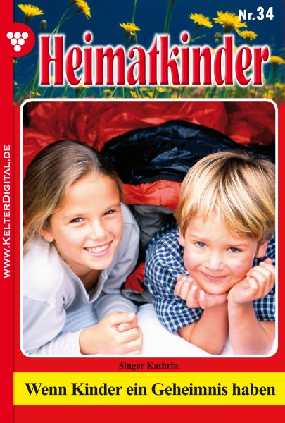 Heimatkinder 34 – Heimatroman