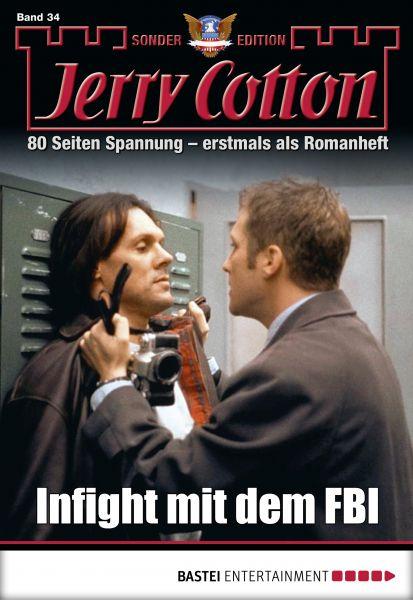 Jerry Cotton Sonder-Edition - Folge 34
