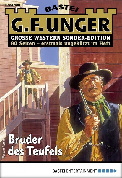 G. F. Unger Sonder-Edition 188 - Western