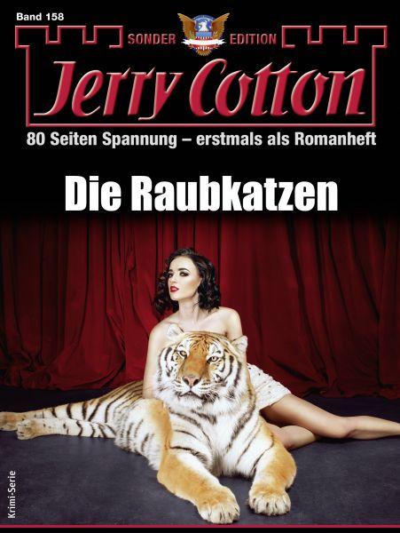 Jerry Cotton Sonder-Edition 158 - Krimi-Serie