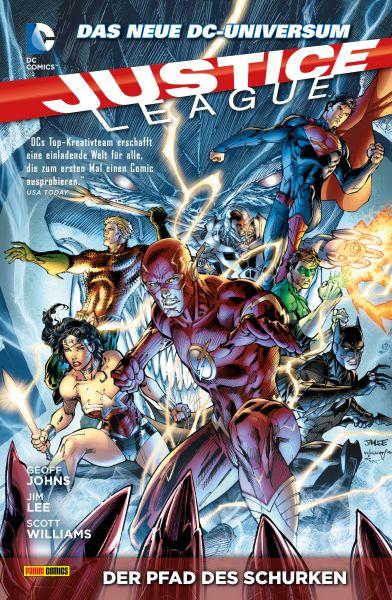 Justice League, Band 2 - Der Pfad des Schurken
