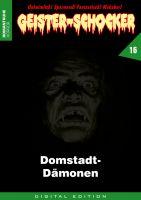 Geister-Schocker 16 - Domstadt-Dämonen