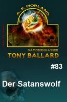 Tony Ballard Band #83: Der Satanswolf
