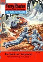 Perry Rhodan 203: Die Stadt der Verfemten (Heftroman)