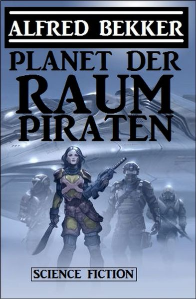 Planet der Raumpiraten