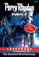 Perry Rhodan Neo 37: Die Stardust-Verschwörung (Leseprobe)