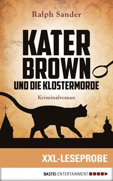 XXL-Leseprobe: Kater Brown und die Klostermorde