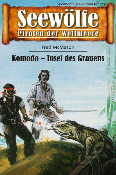 Seewölfe - Piraten der Weltmeere 729