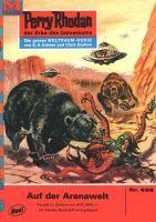 Perry Rhodan 455: Auf der Arenawelt (Heftroman)