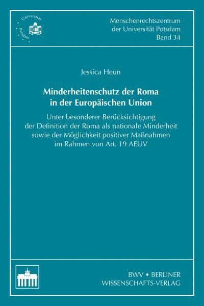 Minderheitenschutz der Roma in der Europäischen Union